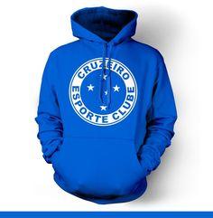 Cruzeiro Brazil Hoody Sweatshirt Cruzeiro Esporte Clube 4f73c92496380