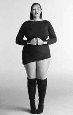 Pin for Later: Lane Bryant's #PlusIsEqual Campaign Will Make Every Woman Feel Beautiful Lane Bryant's #PlusIsEqual Campaign