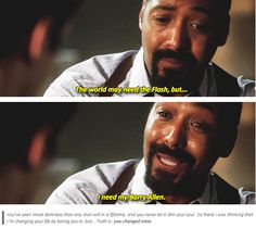 [gifset] #1x09 #TheManInTheYellowSuit #JoeWest