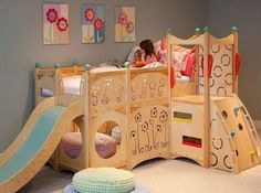 26 Really Unique Kids Beds For Eye-Catchy Kids Rooms