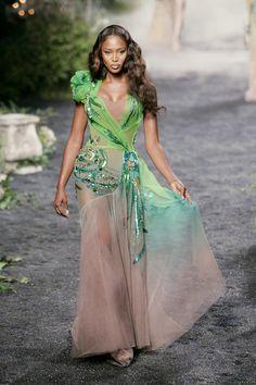 Christian Dior Fall 2005