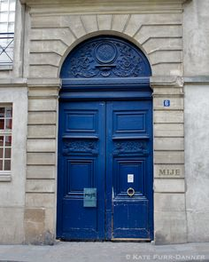 SLWS Special Edition – The Colored Doors of Paris | Still Life ...