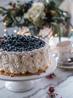 Most Delicious Recipe, Just Eat It, Berries, Goodies, Food And Drink, Yummy Food, Sweets, Cakes, Baking