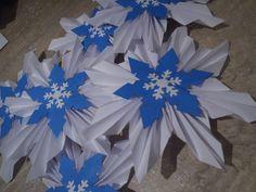 Ozdoby ze skládaného papíru