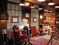 tattoo shop decoration - Buscar con Google