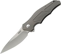 Columbia River Knife and Tool CRKT K320GXP Outrage Folding Razor Edge Knife -- Continue to the product at the image link-affiliate link. #KnivesAndTools