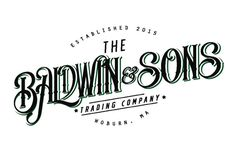 The Baldwin & Sons Trading Co. — The Baldwin Bar at Sichuan Garden Boston Strong, Trading Company, Sons, Logo Style, Style Ideas, Restaurant, Image, Yellow, My Son