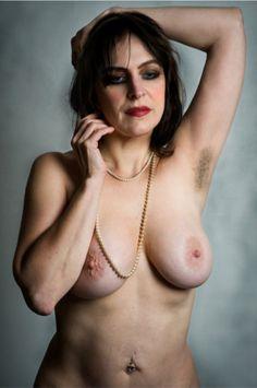 Henriëtte van Gasteren - Nude With Strings Of Pearls, 2011
