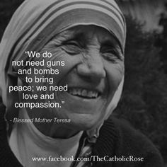Christmas-Mother Teresa - It's Christmas every time you let God love others through you Catholic Quotes, Religious Quotes, Religious Images, Great Quotes, Inspirational Quotes, Motivational, Saint Teresa Of Calcutta, Mother Teresa Quotes, Saint Quotes