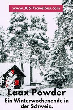 Ab nach Laax! Ein Winterwochenende in der Schweiz. Wakeboarding, Snowboard, Vintage Posters, Switzerland, Travelling, Flims, Ski Resorts, Winter Vacations, Ski