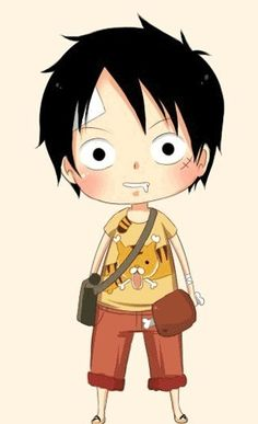 Luffy from One Piece #2.