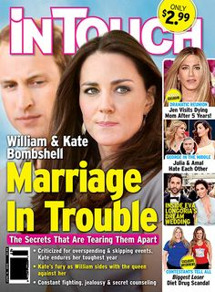 Kate Middleton And Prince William In Couple's Therapy – Marriage In Trouble, Queen Elizabeth Furious? (PHOTO)