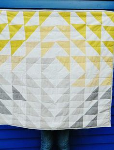 Hey Baby Craft Co. Handmade Quilt