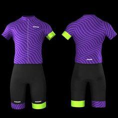 Keep from danger reflective jersey set.