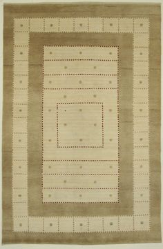 Loribaft  Teppich  Modern  Alfombra oriental carpets and rug 180 x 120 cm