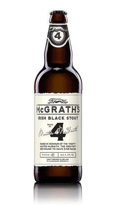 McGrath's Irish Black Stout