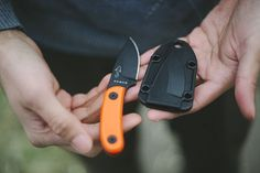 ESEE Candiru Small Outdoor EDC Neck Knife Review | More Than Just Surviving | Survival Blog | Preppers & Survivalists | Gear & Knives