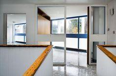 Fondation Le Corbusier - Réalisations - Maison du Docteur Curutchet