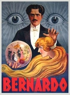 Bernardo #posters #vintage