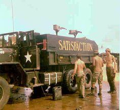 "Gun Truck ""Satisfaction"""