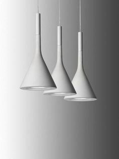 Order the fascinating LED Pendant Lamp Aplomb with low-maintenance, made out of concrete by Paolo Lucidi and Luca Pevere for Foscarini in the design shop Concrete Light, Concrete Lamp, White Concrete, Modern Lighting, Lighting Design, Pendant Lamp, Pendant Lighting, Resin Pendant, Blitz Design