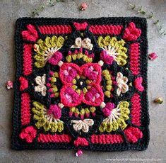Ravelry: My African Valentino pattern by Jen Tyler