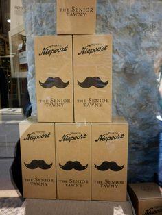 Porto Niepoort moustache - The Senior Tawny