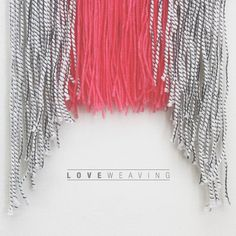 LOVE WEAVING →Handmade with love← Hecho en Chile - Valeria Couble https://www.facebook.com/loveweavingcl http://instagram.com/loveweaving #weaving #decor #wovenwall #woven #wallhanging #handmade #walldecor #wallart #hechoenchile