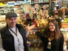 Soaptopia in Whole Foods Mill Valley! Thanks for the welcome, Mark and El!