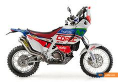 Aprilia Tuareg – the bike that won stage 7 of 2011 Dakar Trail Motorcycle, Flat Track Motorcycle, Enduro Motorcycle, Motorcycle News, Rally Dakar, Ktm 690 Enduro, Enduro Vintage, Rallye Raid, Off Road Bikes