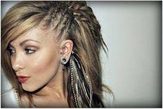 Hairstyle Trenzas