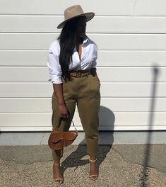 Trendy ideas for style vestimentaire femme ronde classe Mode Outfits, Chic Outfits, Fall Outfits, Fashion Outfits, Womens Fashion, Fashion Trends, Fashion Pants, Fashion Styles, Tomboy Outfits