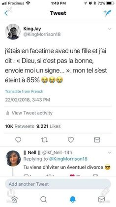 Bff Quotes, Tweet Quotes, Funny Images, Funny Pictures, Lol, Funny Messages, Text Messages, How To Speak French, French Quotes