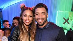Ciara and Russell Wilson Celebrate 1-Year Wedding Anniversary With Adorable Video, Baby Sienna Makes Her Debut