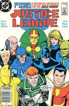 Justice League #1 Newsstand