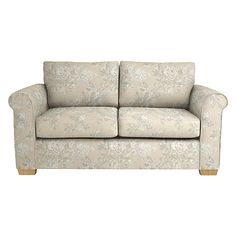 John Lewis Malone 2 Seater Small Sofa Bed With Pocket Sprung Mattress Online At Johnlewis