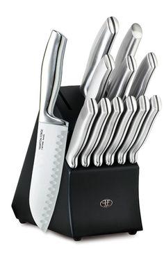 Connoisseur 13 Piece Kobe Knife Block Set