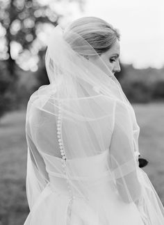 beautiful veil photo | Olivia Griffin