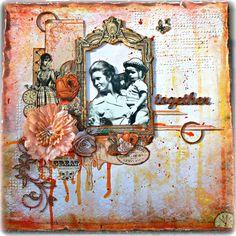 Together *Swirlydoos* - Scrapbook.com