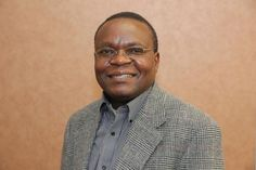The Rev. Kiboko I. Kiboko, pastor of Norwalk United Methodist Church in Norwalk, Iowa, is working for the release of his brother from prison in the Democratic Republic of Congo.  Photo by the Rev. Arthur McClanahan, Iowa Conference