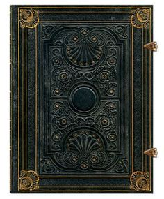 Nowhere is the heft and glory of history more palpable than in the book arts. The 19th century brought several innovations, both functional and æsthetic, to the craft of bookbinding. Our reproduction