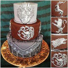 Die 206 Besten Bilder Von Game Of Thrones Game Of Thrones Cake