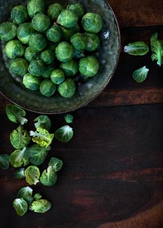three little halves: Is Brussels Sprouts the New Kale + Triple Umami Brussels Sprouts Stir Fry with Cashews