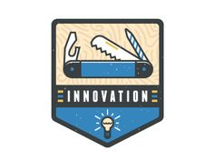 Core Value Badge - Innovation  by Alex S. Mostov