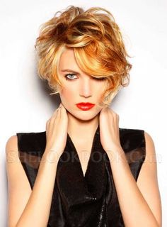 Latest Wavy Short Bob Hairstyles DIY Trend Collection