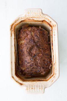 Ein weiteres Rezept aus der Reihe selbst gemacht: Leckerer Leberkäse, aus gutem Fleisch selbst hergestellt und gebacken.