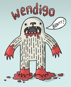 Wendigo by *venkman-project