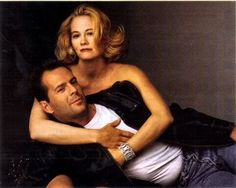 Moonlighting - Bruce Willis & Cybil Sheppard - loved this show