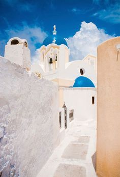 Eglise de Grèce - Photographie d'art féerique - Toutes tailles
