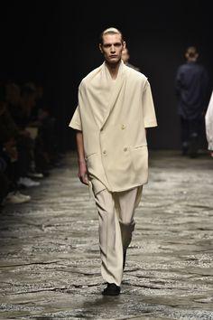 Lucio Vanotti Menswear Fall Winter 2017 Florence